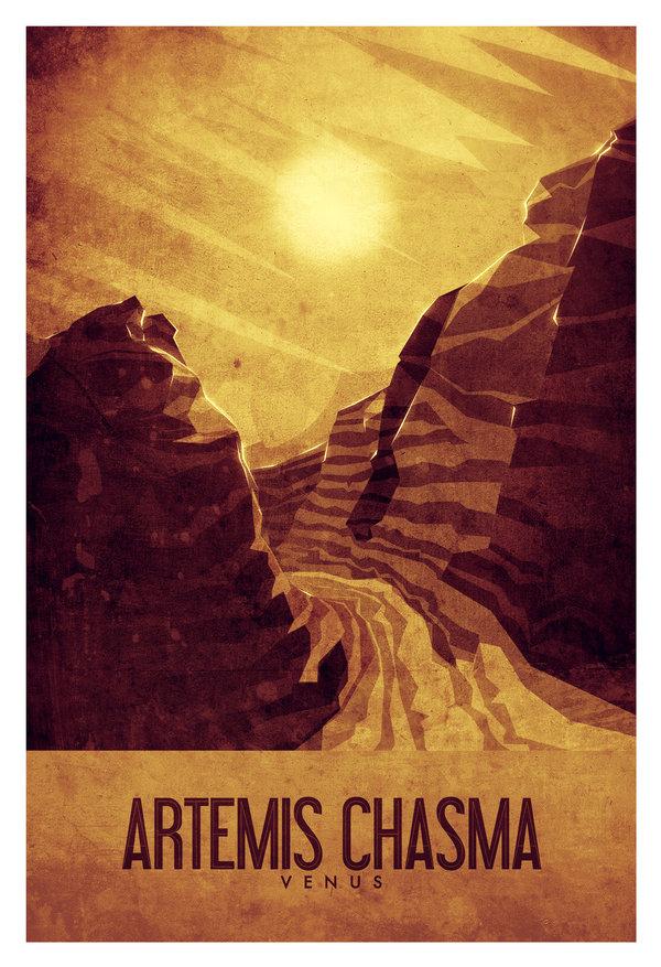 Artemis Chasma