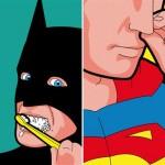 Batman Toothbrussh