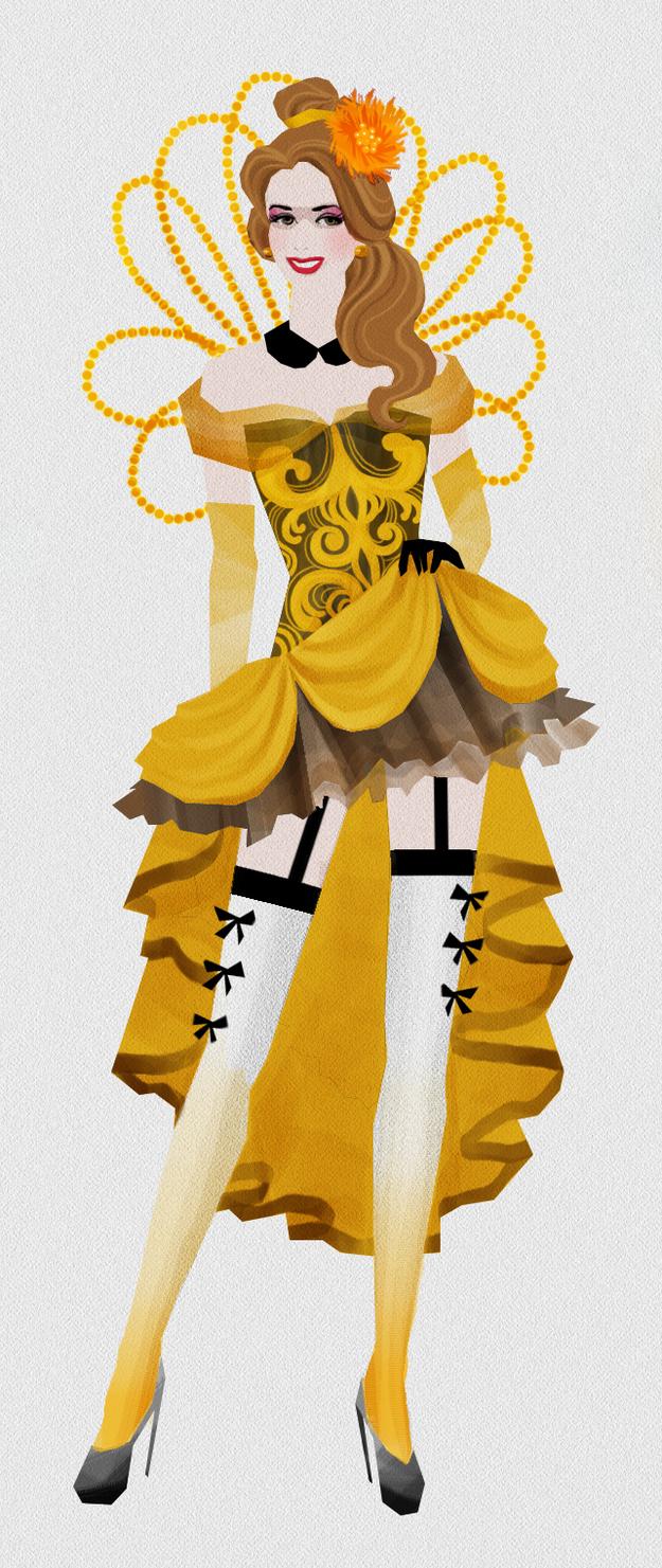 Belle Dancer