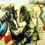 Boba Fett Graffiti 2