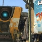 Borderlands - Claptrap Wedding Proposal