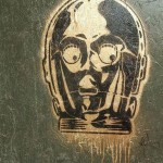 C-3PO Graffiti