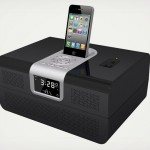 Cannon Security RadioVault iPhone Dock