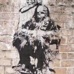 Chewy Haircut Graffiti