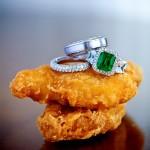 Chicken Nuggets marraige proposal