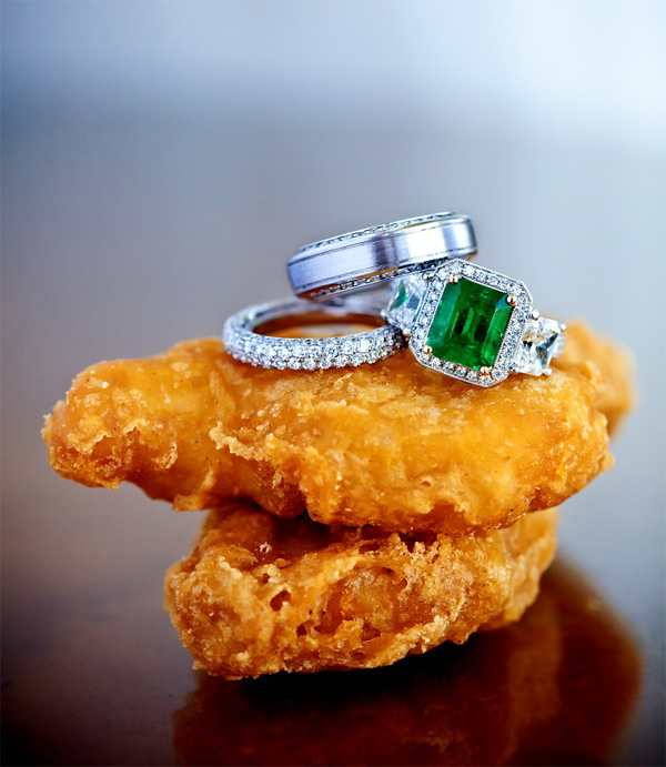 Chicken Nuggets marraige proposal