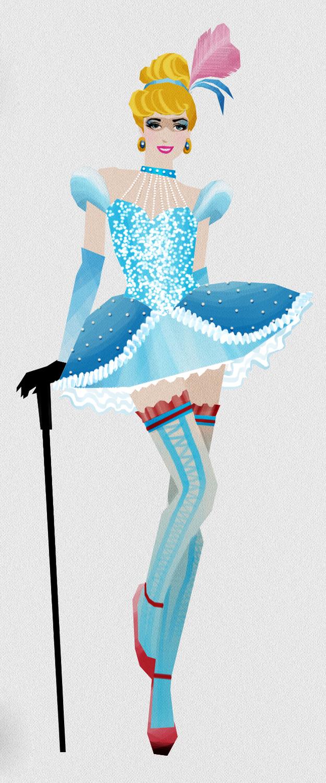 Confident Cinderella