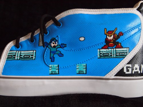 Custom NES shoes by Michael Kohl image 4