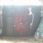 Darth Maul Graffiti