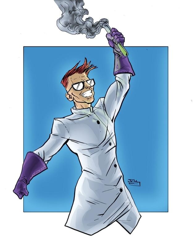Dexter's Labarotory