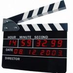 Director's Edition Alarm Clock