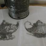 Fabric Transfers Using Citrasolv