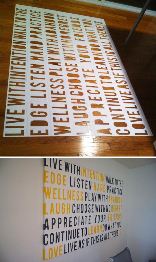 Frisket Paper Stencils