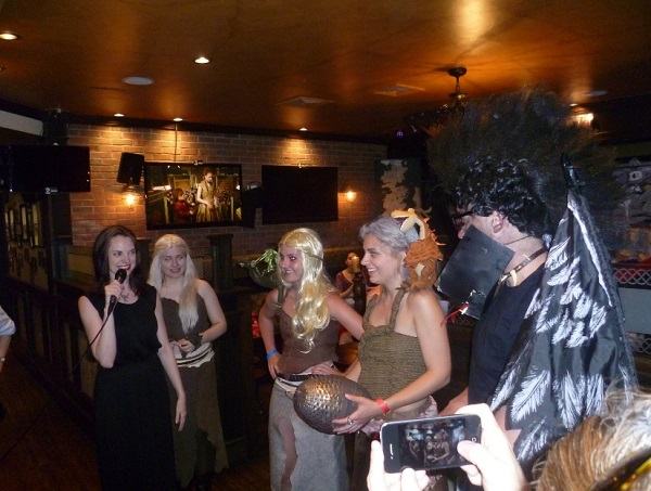 Which Episode Is The Red Wedding.Game Of Thrones Red Wedding Feast Hosted In Nyc Tavern