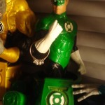 Green Lantern Wedding Proposal
