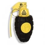 Grenade Alarm Clock