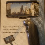 Grip and Shoot iPhone 5 Accessory