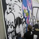 Jabba The Hut Graffiti