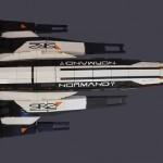 LEGO Mass Effect 2 Spaceship Normandy SR2