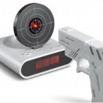 Laser Alarm Clock