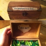 Legend of Zelda Chest Marriage Proposal
