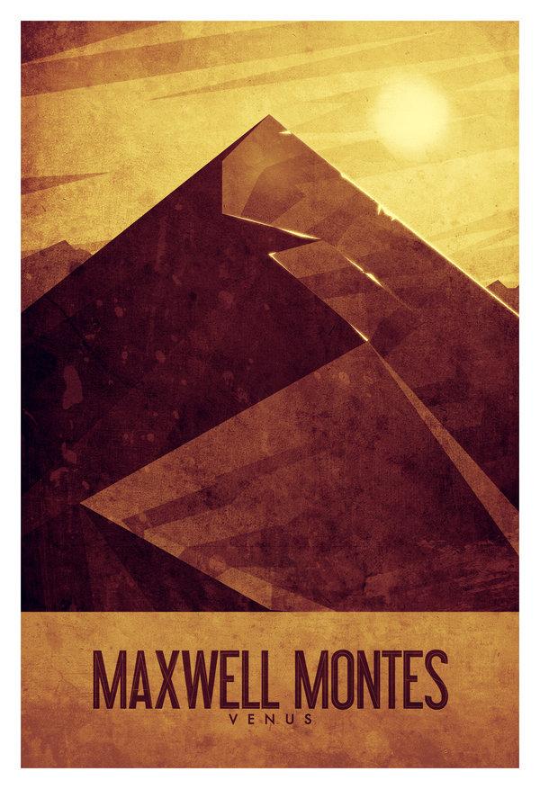 Maxwell Montes