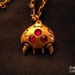 Metroid pendant from CriticalHitShop image 1