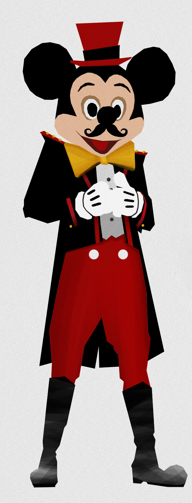 Micky Mouse Ringmaster