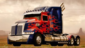 New Optimus Prime