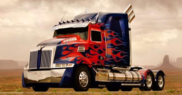 New Optimus Prime