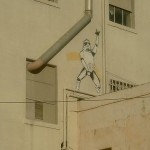 Party Stormtrooper Graffiti