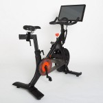 Peloton Exercise Bike Android Tablet 2
