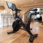 Peloton Exercise Bike Android Tablet 3