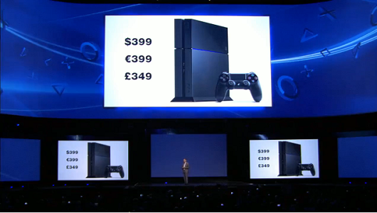 Playstation 4 price