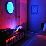 Portal-Themed Bedroom 2