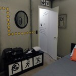 Portal-Themed Bedroom 7
