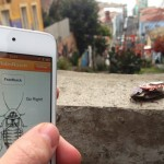 RoboCoach Smartphone App Insect Cyborg 3