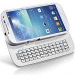 Samsung Galaxy S4 Sliding Bluetooth QWERTY Keyboard Case