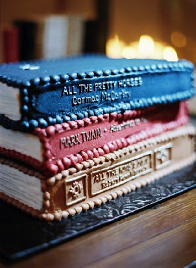 Southern Fiction Cake