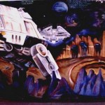 Star Wars At-At Graffiti 3