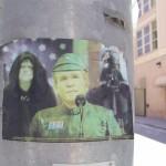 Star Wars Political Statement Graffiti