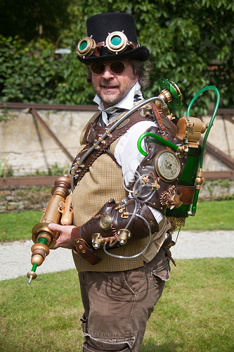 Steampunk Party 2