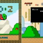 Super Mario World Wedding Proposal