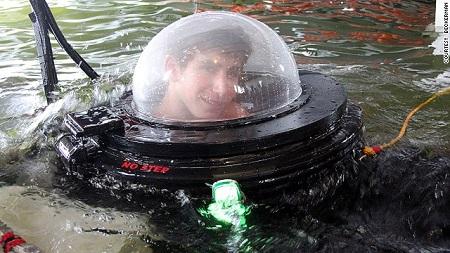 Teen Submarine image