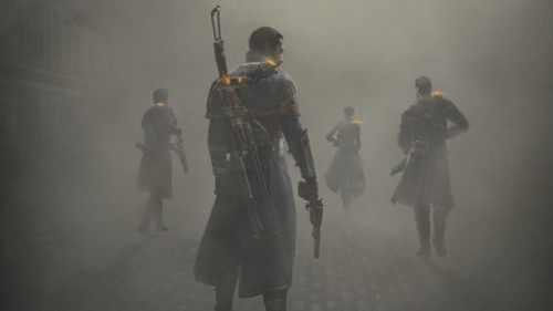 The Order 1886 PS4 E3 2013 image