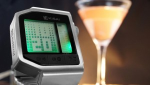 Tokyoflash Kisai Breathalyzer Alcohol Level 4