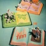 Vintage Book Cakes
