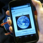 earth iphone
