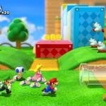 Wii U Super Mario 3D World image