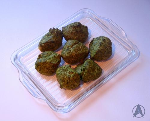 Algae Puffs